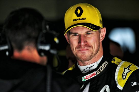 Nico Hulkenberg (GER) Renault F1 Team. 12.04.2019. Formula 1 World Championship, Rd 3, Chinese Grand Prix, Shanghai, China, Practice Day. - www.xpbimages.com, EMail: requests@xpbimages.com - copy of publication required for printed pictures. Every used picture is fee-liable. © Copyright: Batchelor / XPB Images