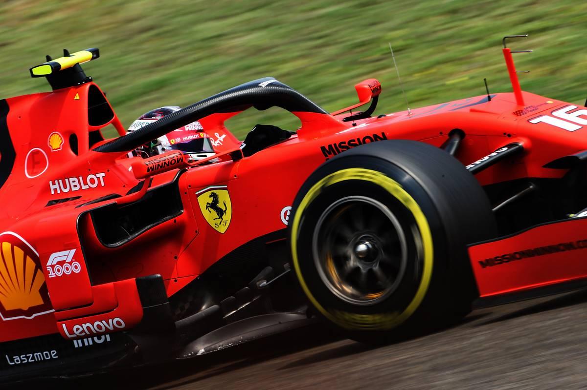 Brundle says Ferrari's team orders are