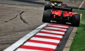 Rosberg: Ferrari car 'in the wrong place' aerodynamically
