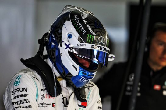 Valtteri Bottas (FIN) Mercedes AMG F1. 12.04.2019. Formula 1 World Championship, Rd 3, Chinese Grand Prix, Shanghai, China, Practice Day. - www.xpbimages.com, EMail: requests@xpbimages.com - copy of publication required for printed pictures. Every used picture is fee-liable. © Copyright: Batchelor / XPB Images