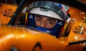 Shanghai 'exposing McLaren's limitations', says Sainz