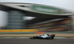 2019 Chinese Grand Prix - Qualifying results