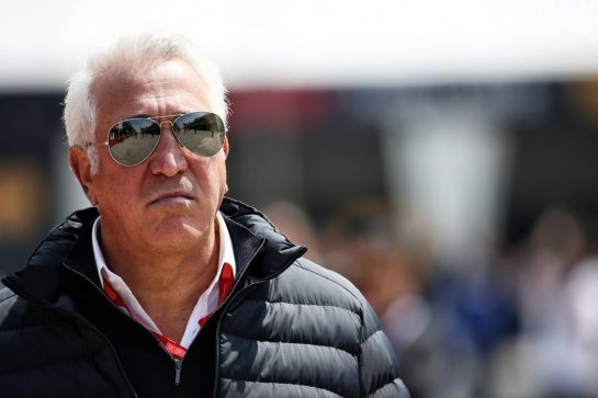 Lawrence Stroll (CDN) Racing Point F1 Team Investor. 13.04.2019. Formula 1 World Championship, Rd 3, Chinese Grand Prix, Shanghai, China, Qualifying Day. - www.xpbimages.com, EMail: requests@xpbimages.com - copy of publication required for printed pictures. Every used picture is fee-liable. © Copyright: Batchelor / XPB Images