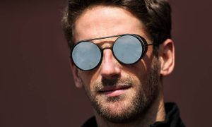 Pointless Grosjean concerned by race day issues facing Haas