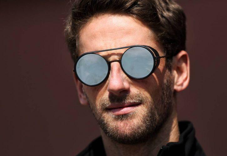 Romain Grosjean (FRA) Haas F1 Team. 13.04.2019.