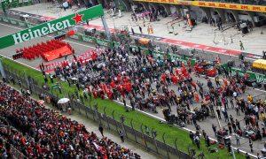 Formula 1 mulling January finish to 2020 season!