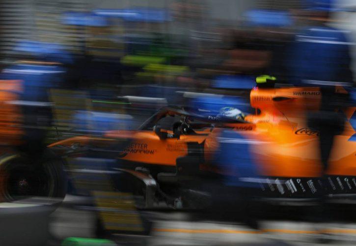 Lando Norris (GBR), McLaren F1 Team 14.04.2019