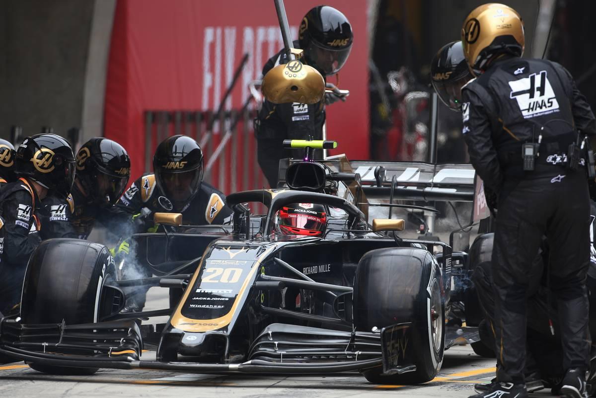 Kevin Magnussen (DEN), Haas F1 Team
