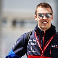 Daniil Kvyat Toro Rosso F1 Team