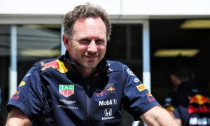 Horner 'very happy' with evolution of Red Bull in 2019