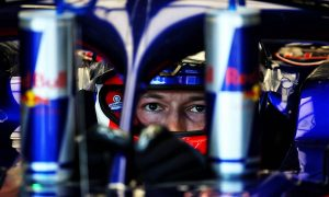Kvyat bounces back in Baku qualifying after Friday mishap