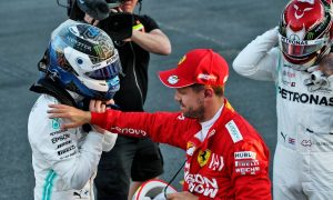 Vettel 'regrets' missing out on crucial tow in Q3