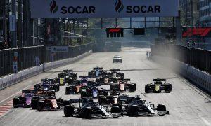 Baku City officially postpones Azerbaijan Grand Prix!