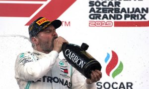 Baku victory is 'redemption' for Bottas, says Wolff