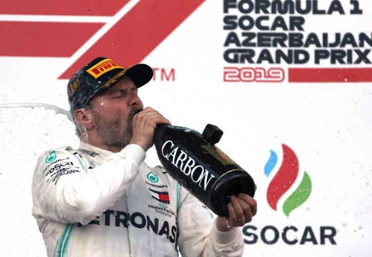 Valtteri Bottas (FIN), Mercedes AMG F1 28.04.2019.