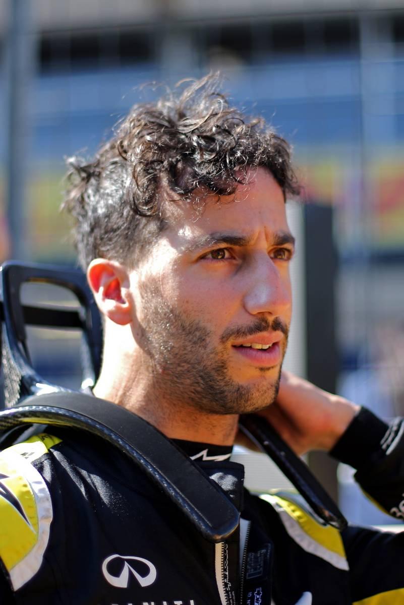 Daniel Ricciardo (AUS), Renault F1 Team