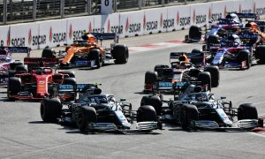 Hamilton was 'too friendly' with Bottas at the start