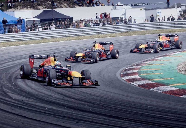 Lammers: News of F1 return to Zandvoort in 2020 'premature'