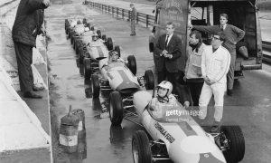 The passing of motorsport's headmaster Jim Russell