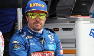 Alonso at Indianapolis