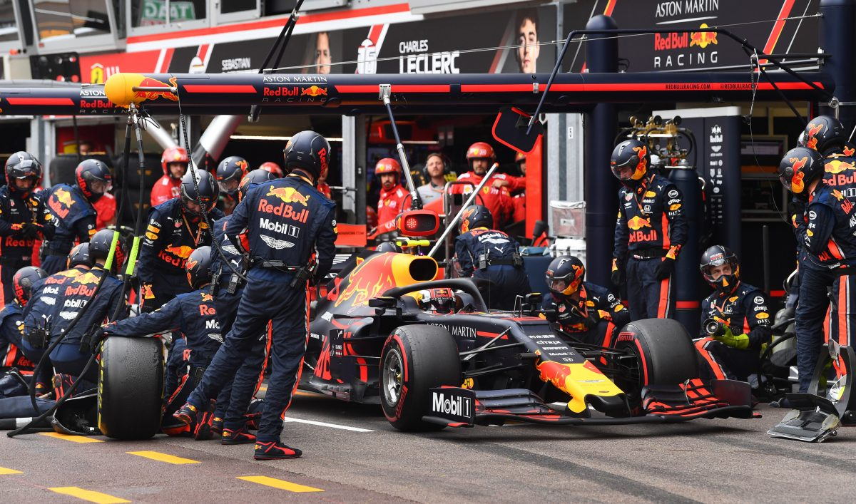 Wrong torque mode curbed Verstappen's second stint