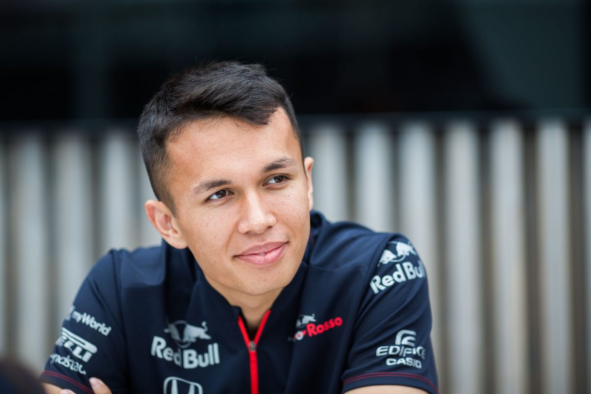 Albon: Toro Rosso finally got what it deserved in Monaco