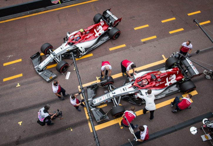 Vasseur: Alfa's race lost in qualifying after double Q2 exit