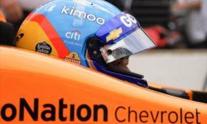 Alonso at risk of being bumped out of Indy 500!