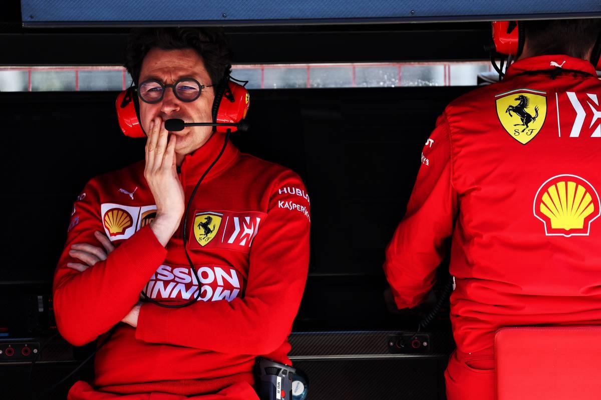 Binotto: 'I went from spending to saving Ferrari's money'