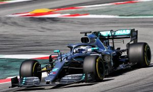 Bottas comfortably tops Day 1 of Barcelona in-season test