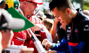 Albon warned on 'chaotic weekend' in Monaco