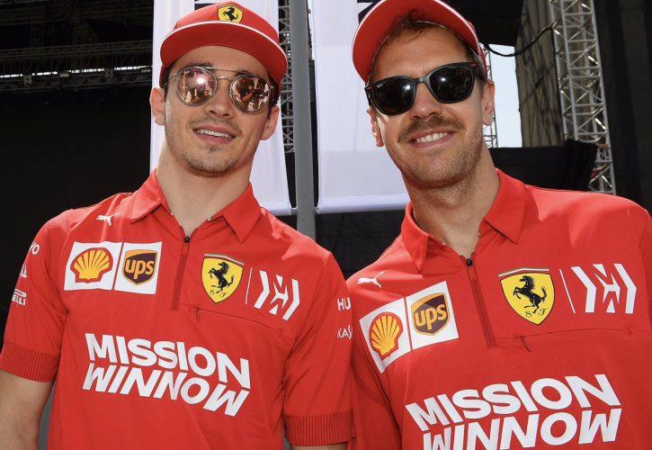 Coulthard: Leclerc has it easier than Vettel at Ferrari