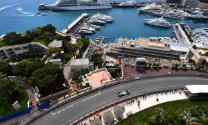 2019 Monaco Grand Prix Free Practice 3 - Results