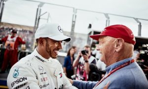 Hamilton: 'I'd be a one-time world champion without Niki'