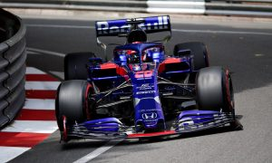 Kvyat hails 'great teamwork' after third successive Q3