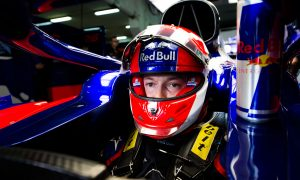 Kvyat and Toro Rosso getting the hang of STR14 in qualifying