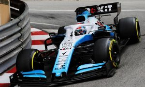 Russell 'pushed the limits' in Monaco, believed in points