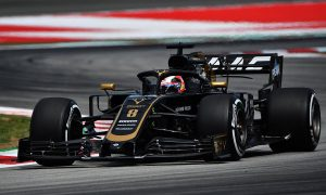 Lo and behold, Haas' tyres are 'gripping' in Barcelona!