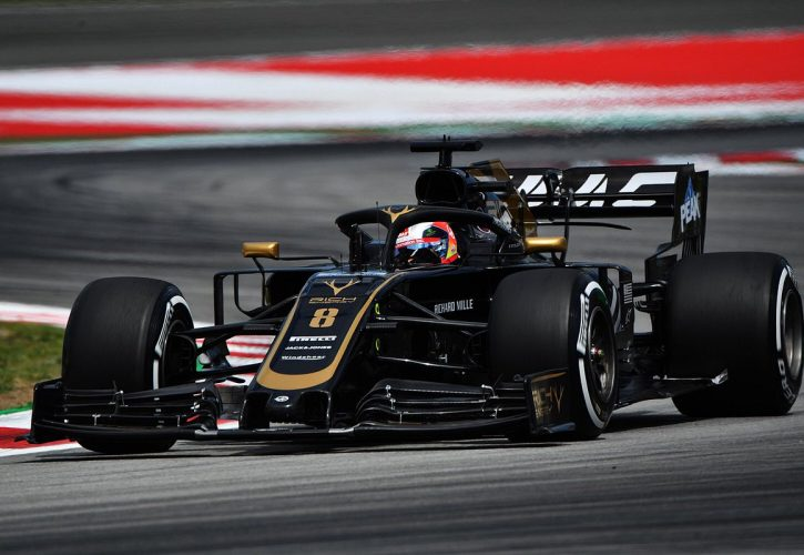 Haas: Magnussen and Grosjean have cleared the air after contact