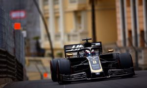 Haas left 'pretty upset' despite top-ten finish in Monaco