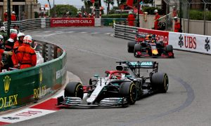 Verstappen: No one to blame for chicane skirmish with Hamilton
