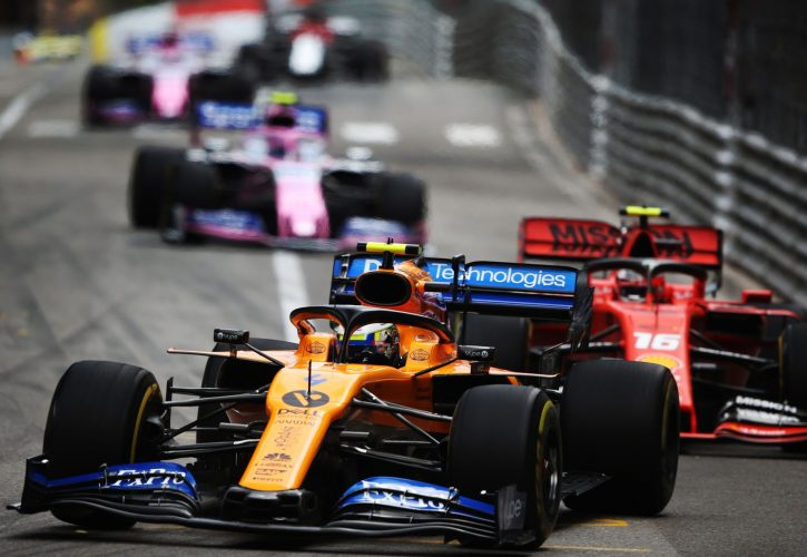 Lack of pace for Norris turned Monaco GP into 'team game'