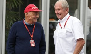 Marko hit hard by passing of 'constant companion' Lauda