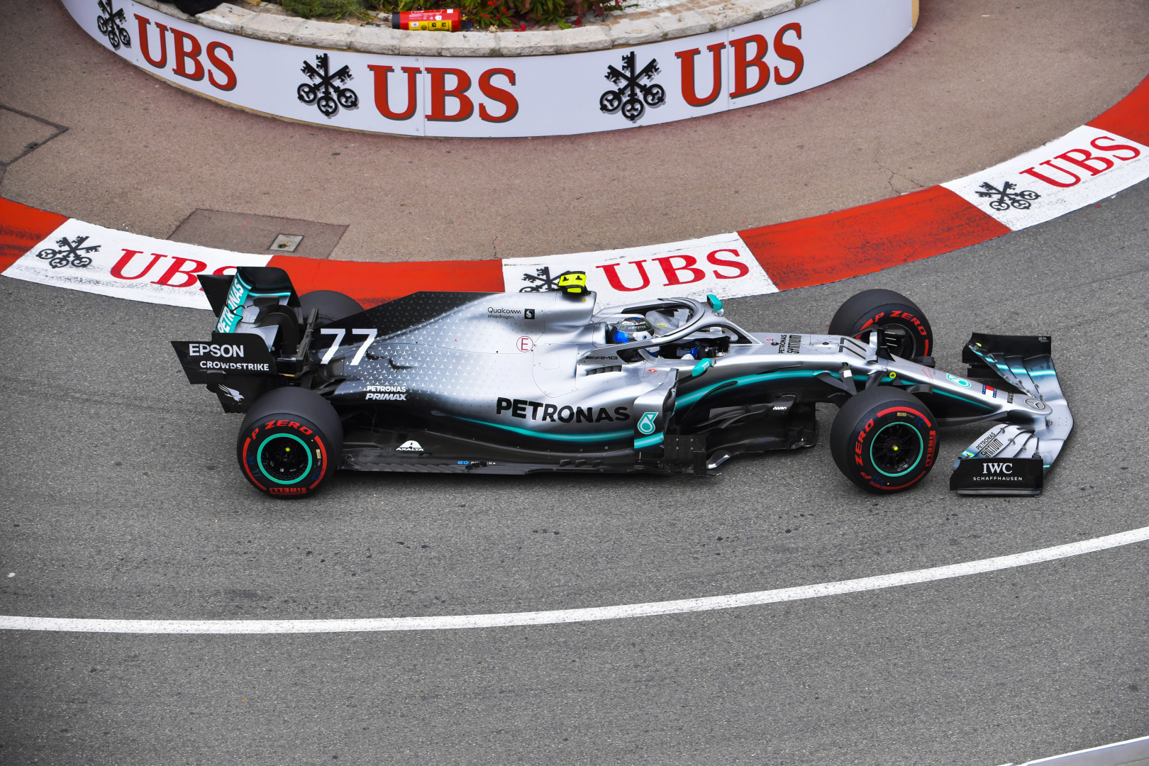 'Gutted' Bottas will emerge stronger from Monaco defeat