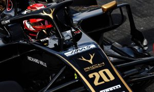 'Perfect job' by Haas lands Magnussen on 'fake pole'