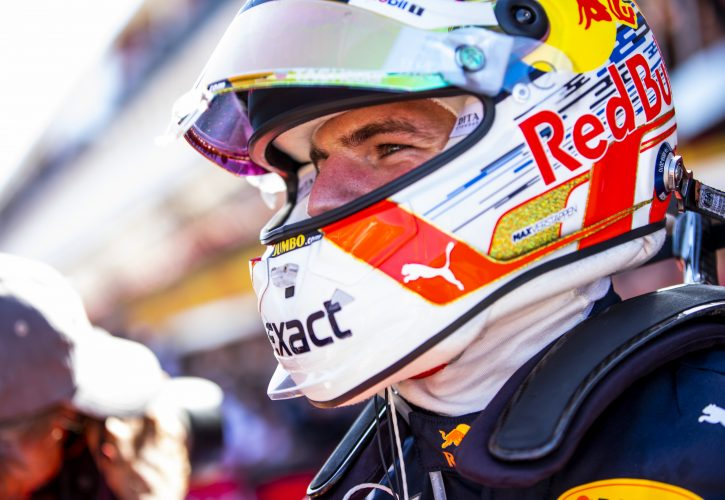 Max Verstappen May not Remain at Red Bull for Long