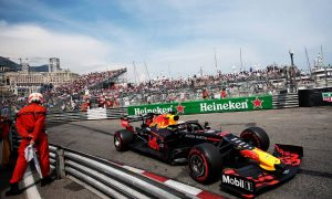 Wrong torque mode curbed Verstappen's second stint