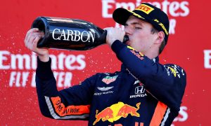 'Driver of the Day' Verstappen happy to reach podium at his 'own pace'