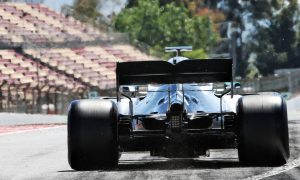 Bad news for Mercedes' rivals as Hamilton hints at engine upgrade