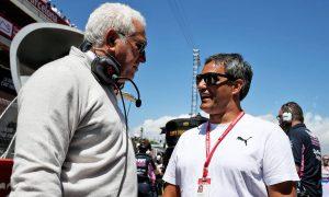 Is Montoya now Lance Stroll's new mental coach?